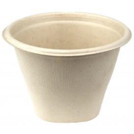 Schüssel Zuckerrohr-Fasern 500ml Ø13cm (1000 Stück)