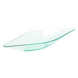 """Plastikteller Kanu """"Water Green"""" 13cm (24 Stück)"""