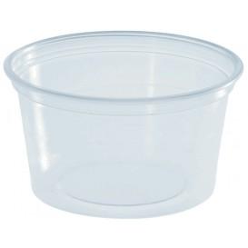 Dressingbecher Plastik PS für Soβen 80ml (3000 Stück)