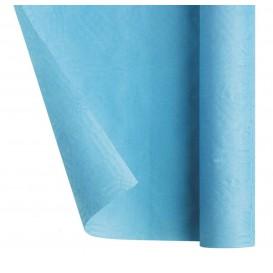 Rolle Papiertischdecke Hellblau 1,2x7m (25 Stück)