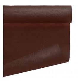 Rolle Papiertischdecke Schokolade 1,2x7m (25 Stück)