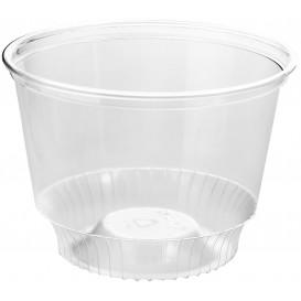 Transp. Dessert Becher für Eis PET 8oz/240ml (1.000 Einh.)