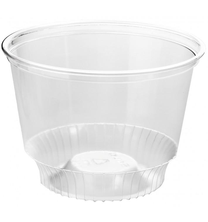 Dessertbecher PET Glasklar Solo® 8Oz/240ml Ø9,2cm (1000 Stück)