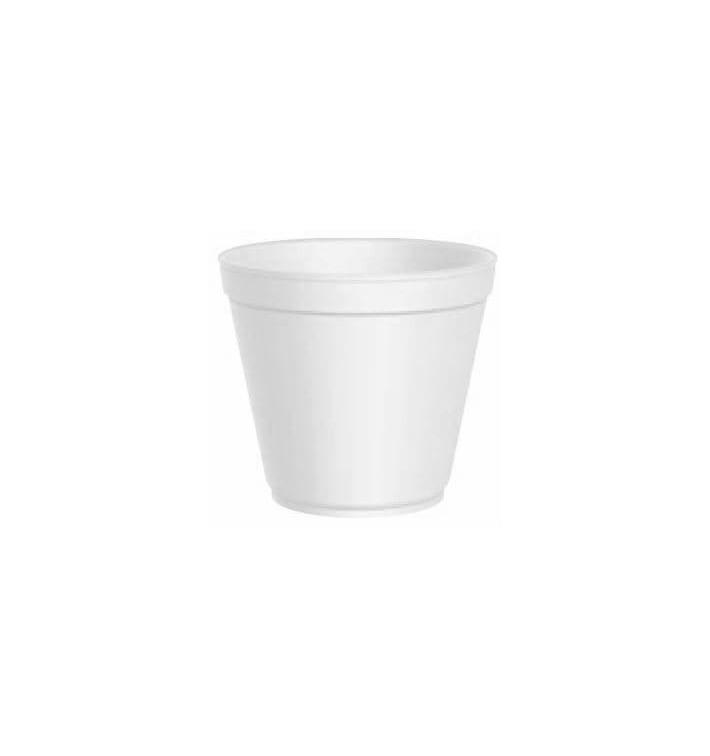 Styroporschale weiß 20 OZ/600ml Ø11,7cm (25 Stück)