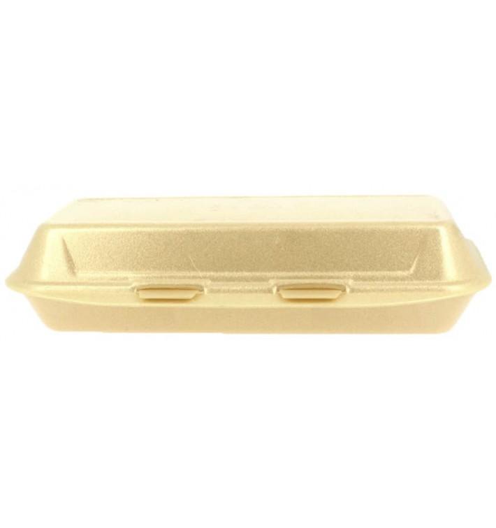 Verpackung Styropor für Panini (50 Stück)