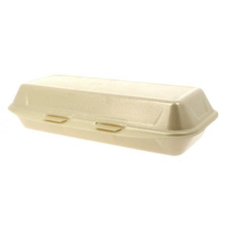 Verpackung Styropor für Panini (300 Stück)