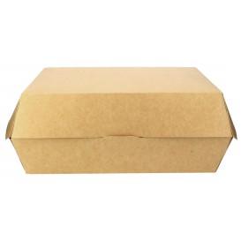 Hamburger Box Kraft Gigante 18,6x14,6x4cm (25 Stück)
