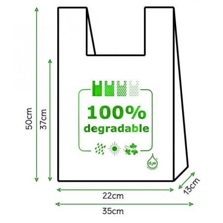 Hemdchenbeutel 100% biologisch abbaubar 35x50cm (5000 Stück)