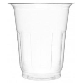 Dessertbecher für Eis Plastik Transp. 235ml Ø8cm (50 Stück)