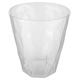 "Hartplastikbecher ""Ice"" PS Transp. Cristal 50ml (50 Stück)"