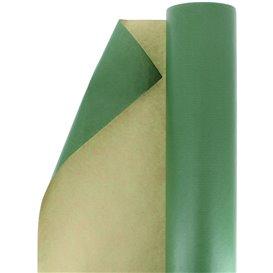 Geschenkpapier Kraft Grün (1 Stück)