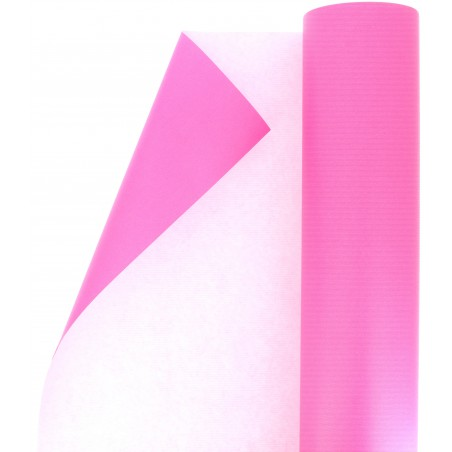 Geschenkpapier Pink (1 Stück)