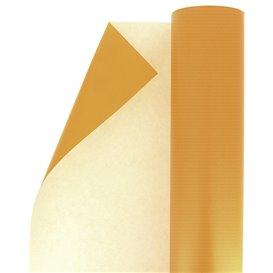 Geschenkpapier Orange (1 Stück)