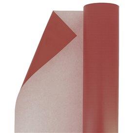 Geschenkpapier Kraft Rot (1 Stück)