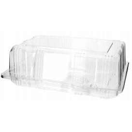 Klappbox PET für Gebäck 22x14,5x8cm (20 Stück)