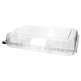 Klappbox PET für Gebäck 28x18x6cm (20 Stück)