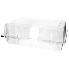 Klappbox PET für Gebäck 28x18x10cm (20 Stück)