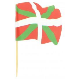 "Holzspieße Flagge ""Euskadi"" 65mm (14.400 Einh.)"