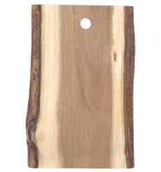 Holztablett Präsentation mit Griff 406x255x19mm (1 Stück)