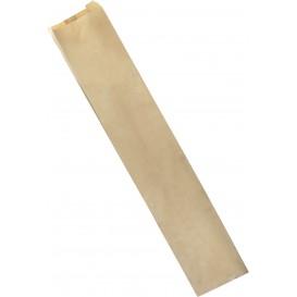 Papiertüten Kraft 9+5x24cm (1.000 Stück)
