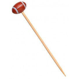 Bambusspieße Rugby 120mm (1000 Stück)