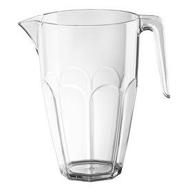 Plastikkaraffe Wiederverwendbar SAN 2250ml (3 Stück)
