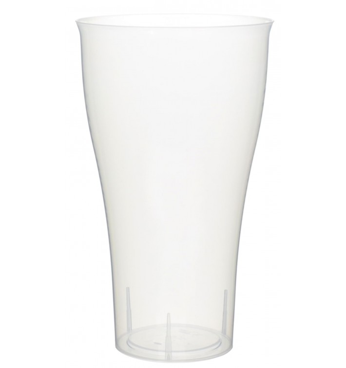 Plastikbecher Transparent PP für Cocktails 430ml (300 Stück)