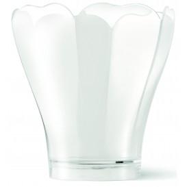 "Plastikschüssel PS ""Tulipa Lily"" Transparent 160ml (40 Stück)"