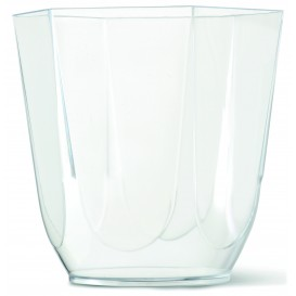 "Plastikschüssel PS ""Exa"" Transparent 120ml (50 Stück)"
