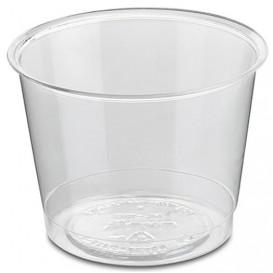 Plastikbecher für Wein PS Glasklar 150ml (1000 Uds)