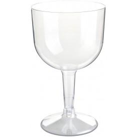 Gin Tonic Gläser Plastik PS Glasklar 660ml 2T (100 Stück)