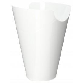 "Plastikbehälter ""Click-Clack"" PP Weiß 80ml (400 Stück)"
