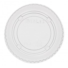 Deckel Transparent für Dressingbecher 100, 120, 165ml (125 Stück)