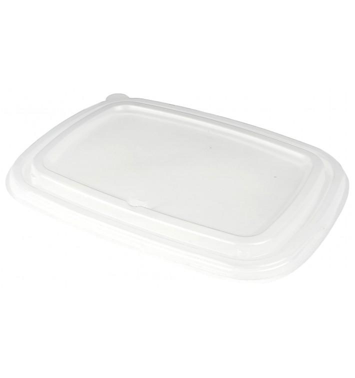 Plastikdeckel PET für Tablett 210x160mm (150 Stück)