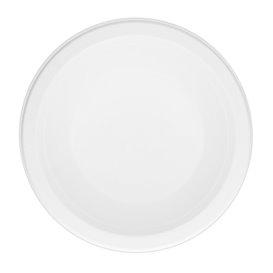 Pappschale weiß Ø15cm 400ml (300 Stück)