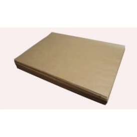 Einschlagpapier Kraft braun 60x40cm 60g (680 Stück)