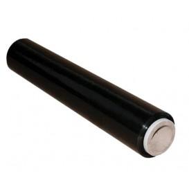 Schwarz Stretchfolie 50cm 2,8 Kg 20 μm (1 Rolle)