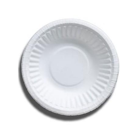 Papier Schüssel weiß 250ml (250 Stück)
