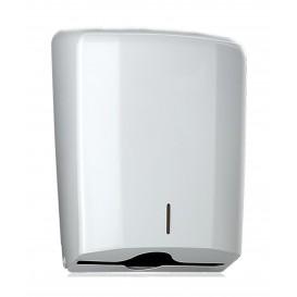 Handtuchhalter ABS Elegance weiß (1 Stück)