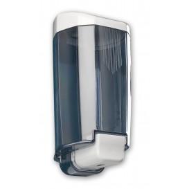 Flüssigseifenspender ABS Fumé 1000ml (1 Stück)