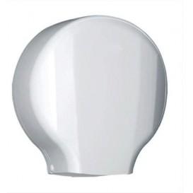 Toilettenpapierhalter für Großrollen 300m ABS weiß (1 Stück)