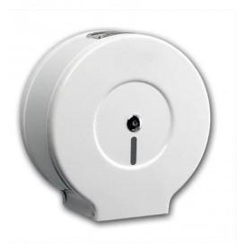 Toilettenpapierhalter für Großrollen 300m Epoxy Weiß (1 Stück)