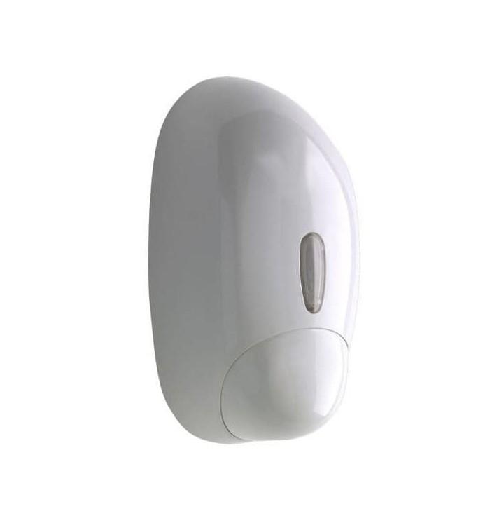 Flüssigseifenspender ABS weiß 900ml (1 Stück)