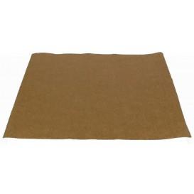Tischsets Papier 35x50cm Kraft Recycelt (1.000 Stück)