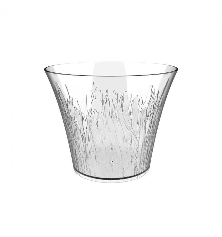 """Fingerfood-Becher PS """"Meadow"""" Transparent 75 ml (25 Stück)"""