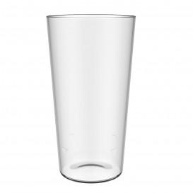 Plastikbecher Wiederverwendbar SAN für Bier 586ml (50 Stück)