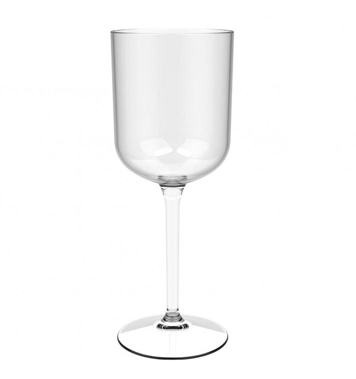 """Sektflöte Wiederverwendbar Wein """"Bio Based"""" Tritan 420ml (1 Stück)"""