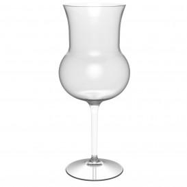"""Sektglas Wiederverwendbar Cocktail """"Bio Based"""" Tritan 427ml (6 Stück)"""