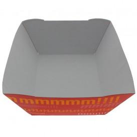 Pommesschale Pappe 780ml 21x15x5cm (450 Stück)