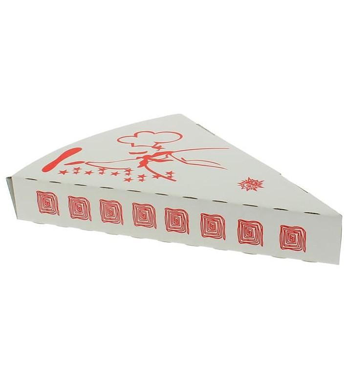 """Schachtel für ein Pizzastück """"Take Away"""" (25 Stück)"""